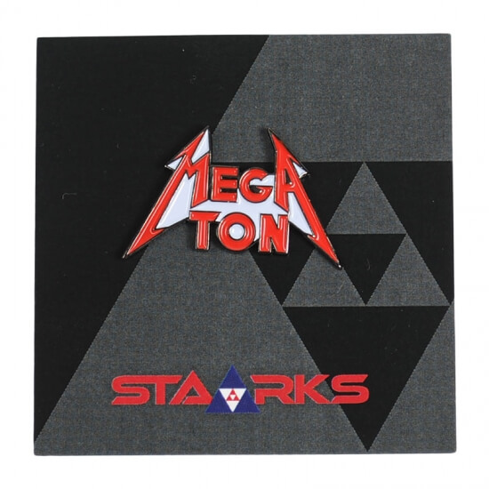 STAARKS pins megaton red