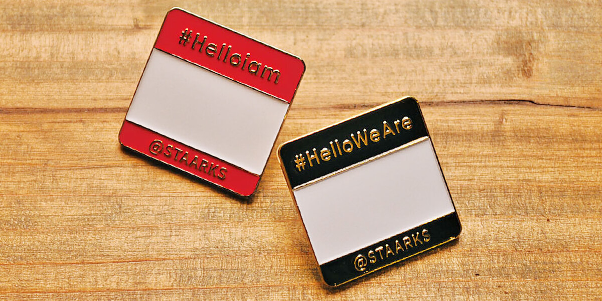STAARKS pins hello iam hello we are