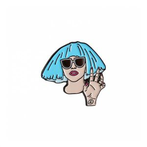 STAARKS LADYGAGA pins
