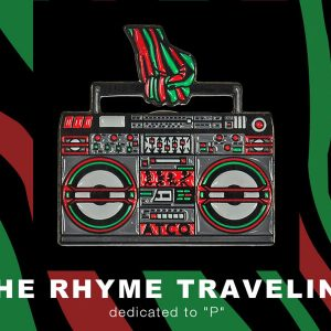 "[PINS] ""THE TRIBUTE"" The Rhyme Traveling 「DEDICATED TO ""P""」発売"