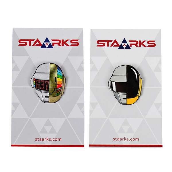 STAARKS Daftpunk pins