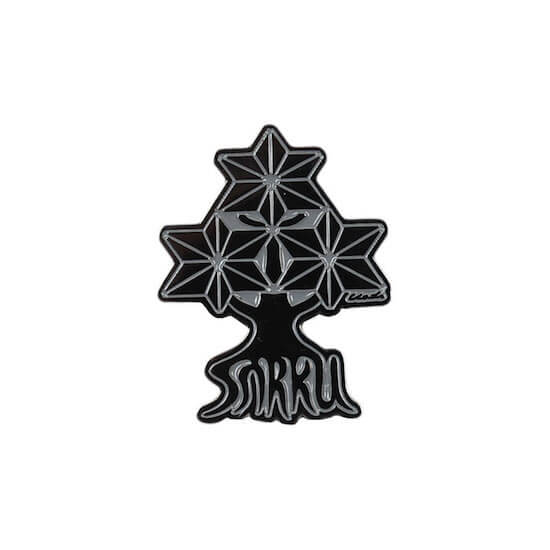 SURKU exclusive Pins Collection producted by STAARKS